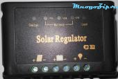 Solar Regulator	10A 12-24V