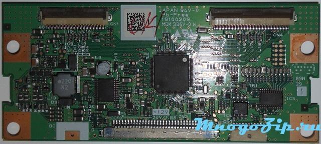 MDK336V-0W 19100209